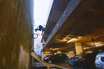 Sebastian Keep Redefines BMX with his Gaps-To-Wallrides