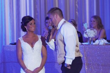 Groom Surprises Bride With a Special Gift 1