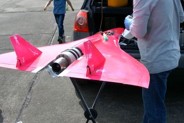 World's Fastest RC Model Turbine Jet (744 KMH - 462 MPH)