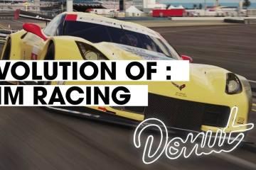 Evolution of Sim Racing Games 1