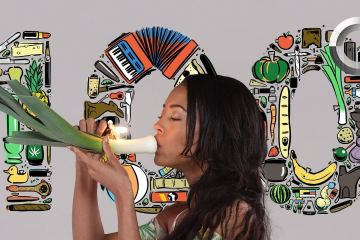 One Woman Shows Us 100 Ways to Get High