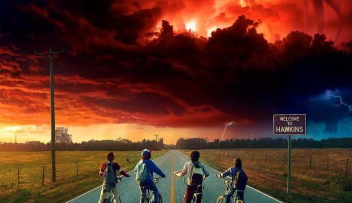 When does 'Stranger Things' season two start?