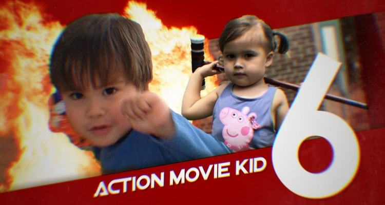 Action Movie Kid