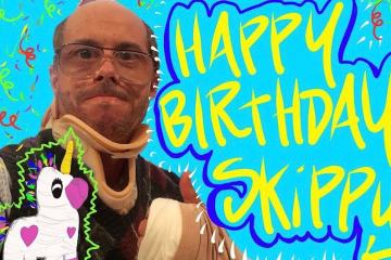 Pranks with Ed Bassmaster. Skippy Calls up the Delivery Drivers at goPuff to help make sure that his Birthday Party is a Happy One!