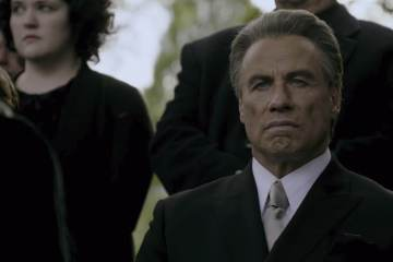 John Travolta Plays Big Mafia Boss in Gotti
