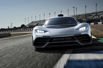 Mercedes-AMG Project ONE the Cinematic Trailer