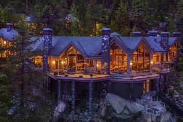 Mansion On Lake Tahoe Hit the Market for an Extraordinary number of $75 Million 1