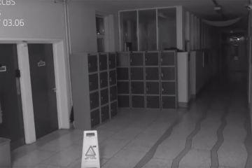Prank or poltergeist At Highschool Ireland 1 haunted highschools