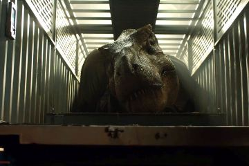 Jurassic World: Fallen Kingdom (Teaser) t-rex