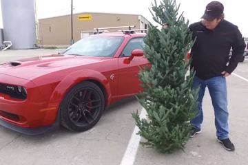 Worlds Fasted CHRISTMAS TREE (174 MPH | 280 KPH) 1