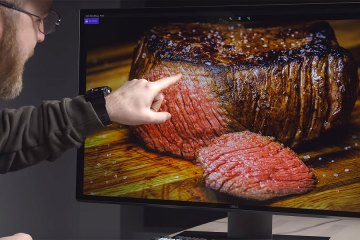 Blast Away With This 33 Million Pixel Display (UP3218K) 1