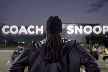 Coach Snoop on Netflix in February 2018 1