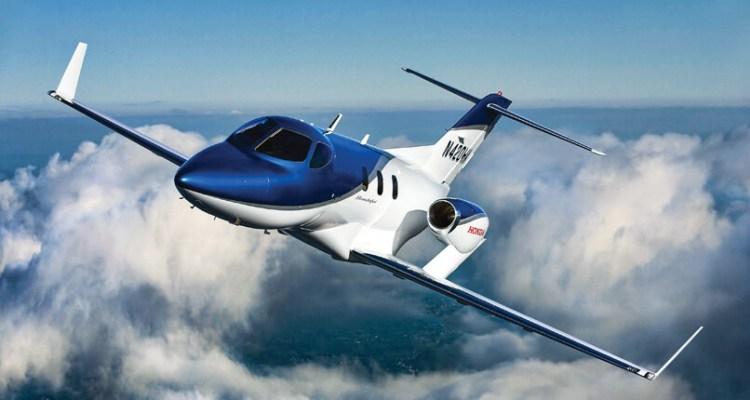 Honda Presents HondaJet A $5 Million private jet 1