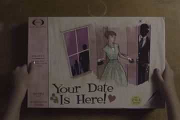 "Scary Short ""Your Date Is Here"" 1"
