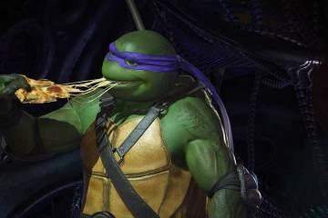 Teenage Mutant Ninja Turtles Got An Official Trailer For Injustice 2 1