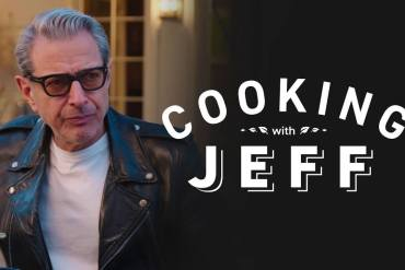 Dinner Time With Jeff Goldblum 1