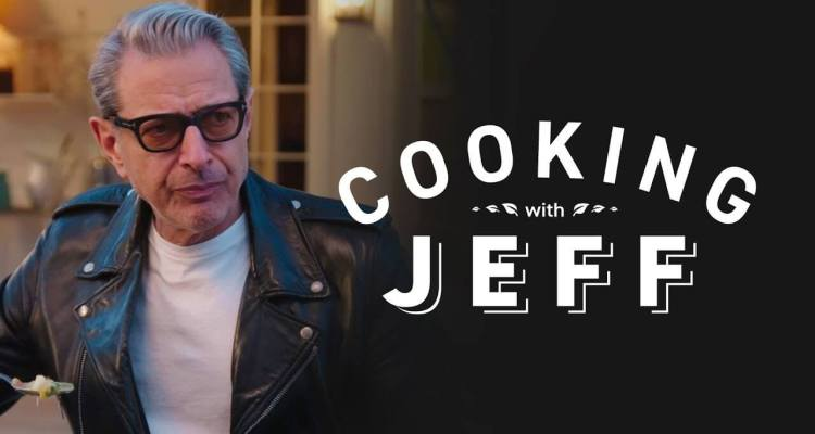 Dinner Time With Jeff Goldblum 1