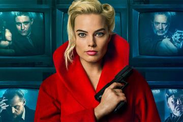 Terminal Trailer with Lethal Femme Fatale Margot Robbie 1