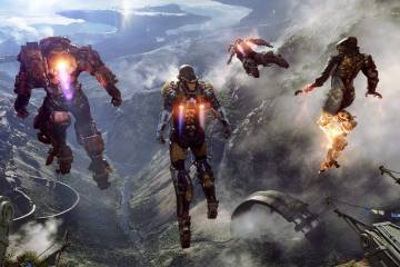 Anthem Full Gameplay Demo (20 minute) 1