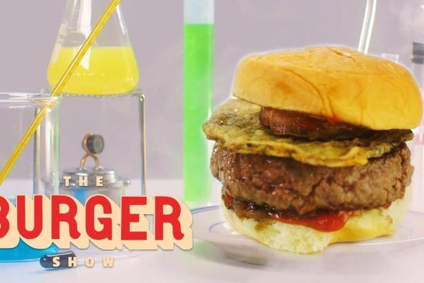 How to Make the Perfect Burger According to Science 1