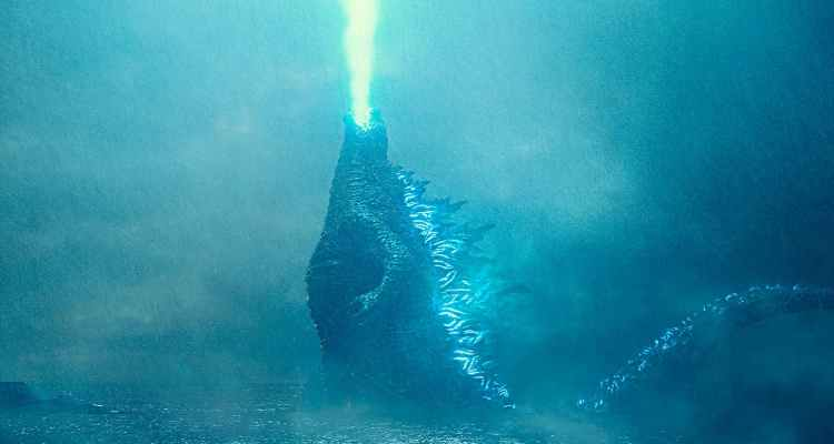 King of the Monsters - Godzilla in Theaters May, 2019 1