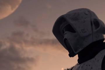"Star Wars Fan made an Incredible Short Movie ""TK630"" 1"