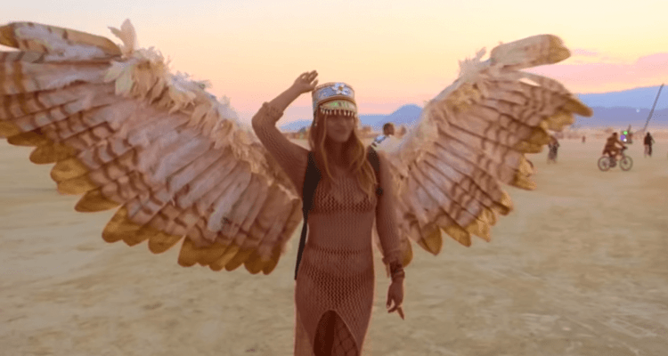 Madness of Burning Man 2018 1