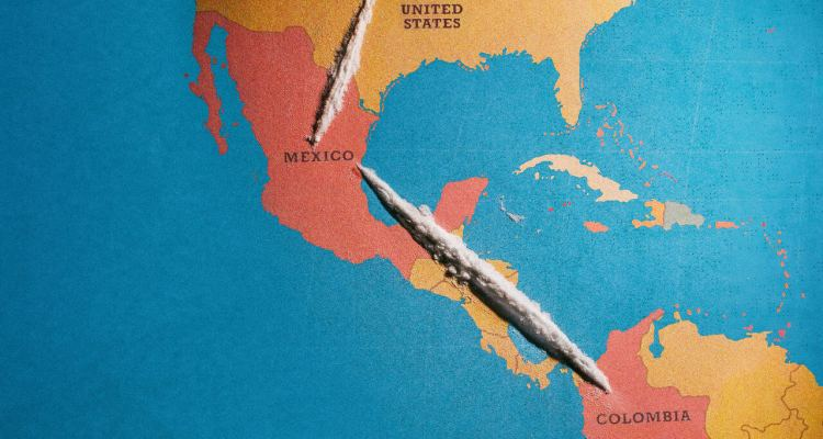 New Empire. New Cartel. New Country welcome To Narcos: Mexico on Netflix 1
