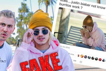 Yes Theory Fooled the Internet w/ Fake Justin Bieber Burrito 1