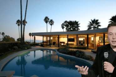 Elon Musk Is Selling His $6.4 Million Los Angeles Mansion 1