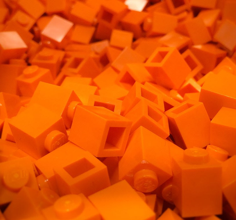 Eatable Lego 2