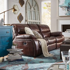 Furniture Stores Living Room Window Dressings For Shop Badcock More With Blue Dresser And Brown Leather Reclining Sofa