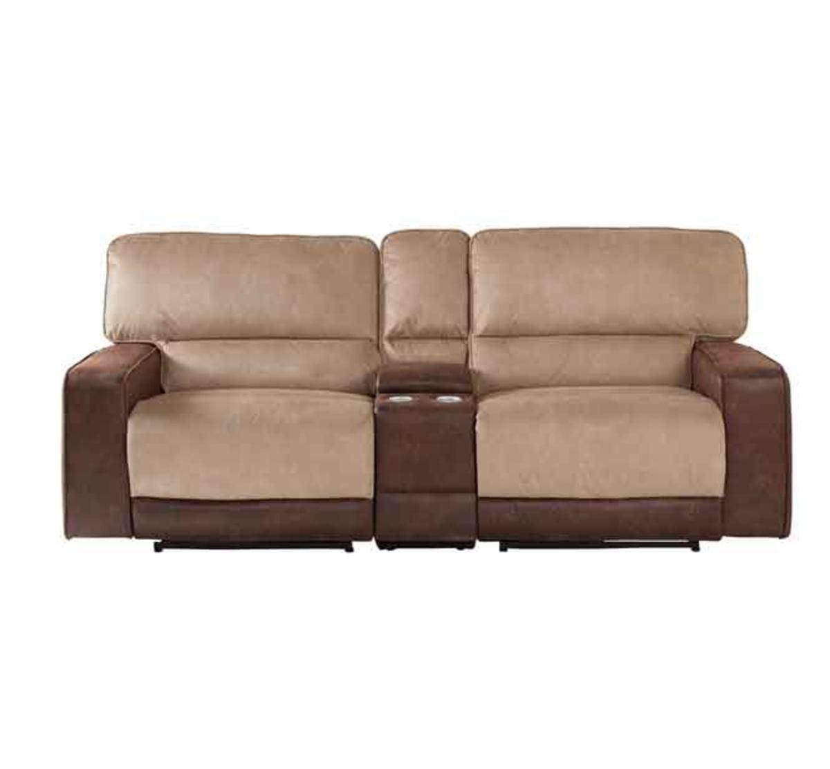 sofa theater pasadena minimalist modern duke sectional bed 3 pc console badcock andmore