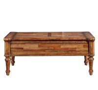 Griffin Sliding Top Coffee Table | Badcock &more