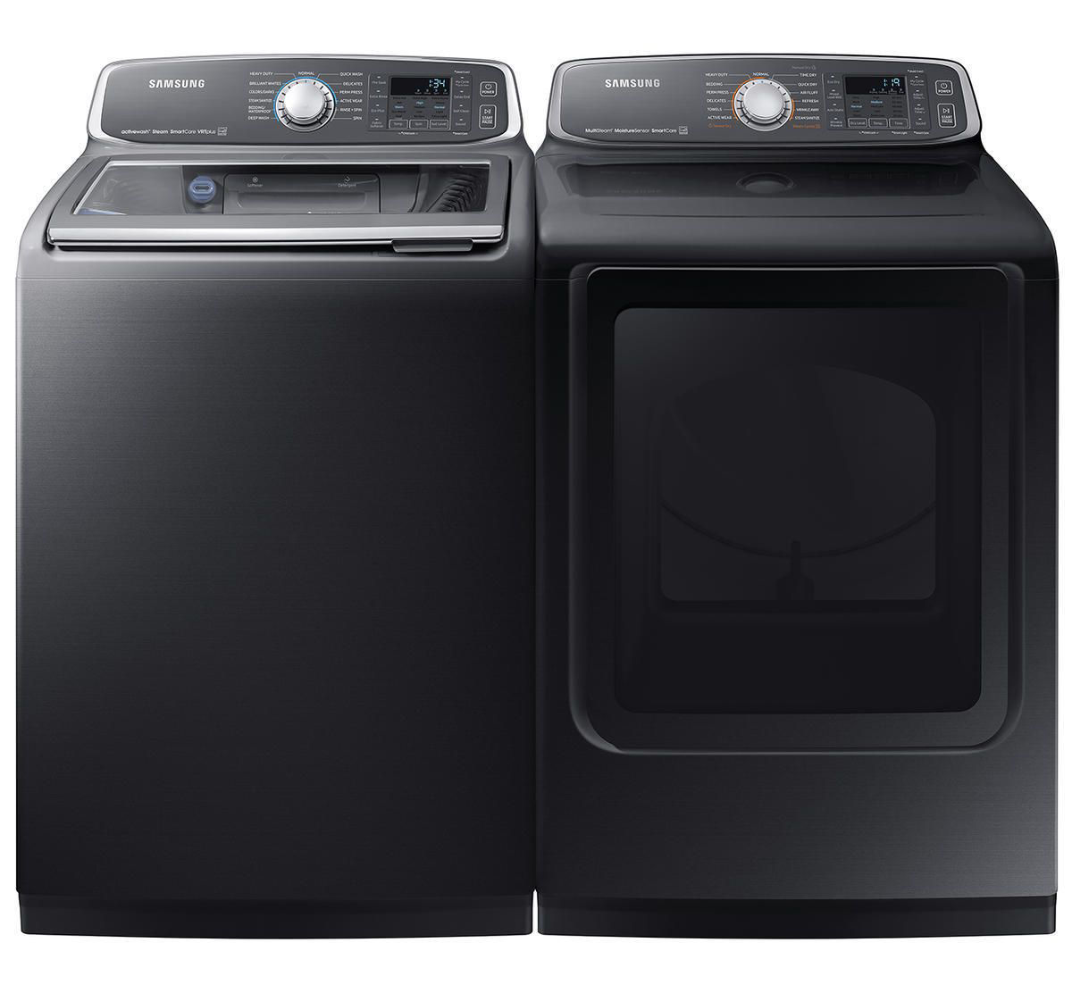 Samsung Top Load Washer Dryer Pair Badcock Home Furniture More
