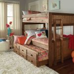 Baylee Full Bunk Bed W Trundle Badcock Home Furniture More