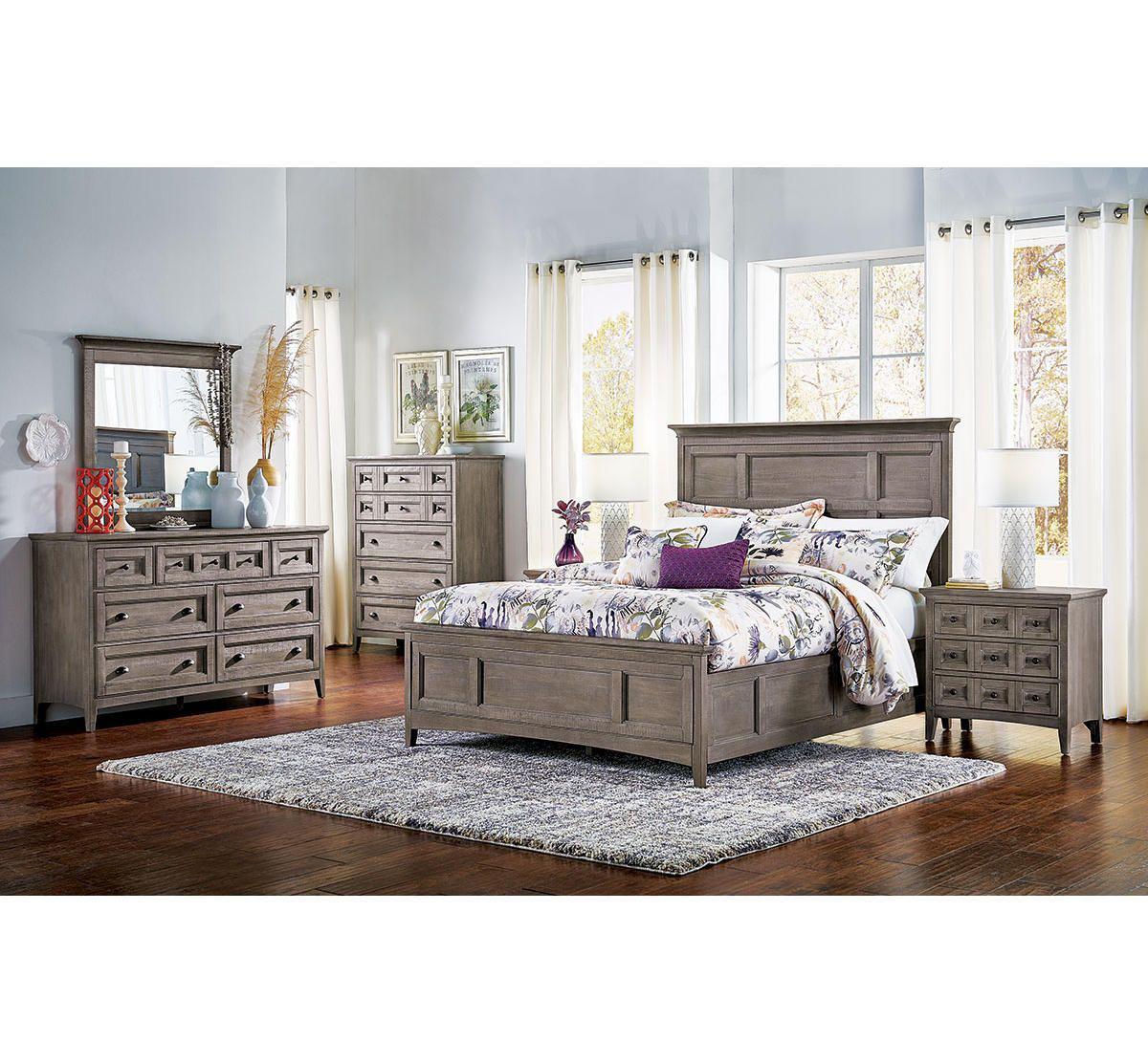 Keaton 5 Pc Bedroom Group Badcock Home Furniture More