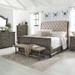 Carden 5 Piece Bedroom Group Badcock Home Furniture More