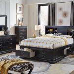 Carrington Ii 5 Pc Queen Storage Bedroom Group Badcock Home Furniture More