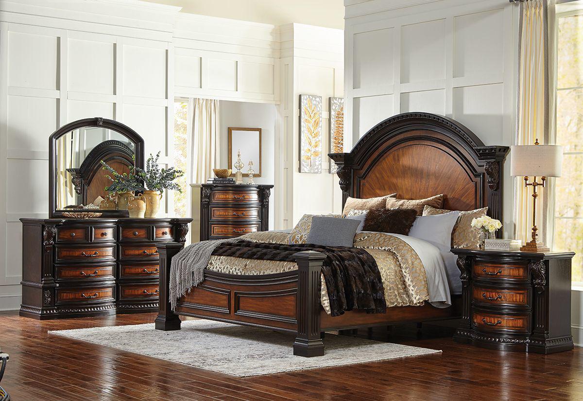 Elizabeth Manor Bedroom Group Badcock Home Furniture More