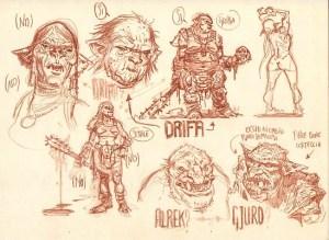 Michele Benevento: studi per i troll