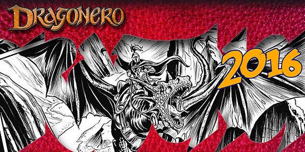 Anteprima 2016 - Dragonero