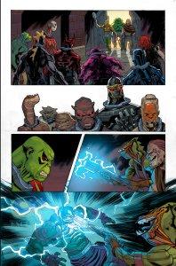 Drax #4, anteprima 02