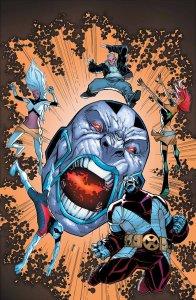 Extraordinary X-Men #8, copertina di Humberto Ramos