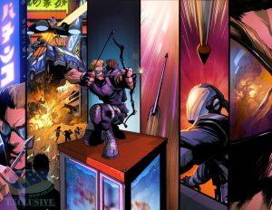New Avengers #5, anteprima 03