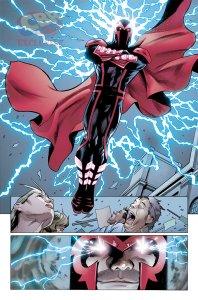 Uncanny X-Men #3, anteprima 2