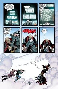 Dark Knight III #3, anteprima 5