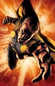 Hyperion #2, copertina di Mike Deodato Jr.