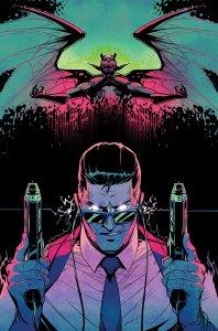 Uncanny Inhumans #7, copertina di Stacey Lee