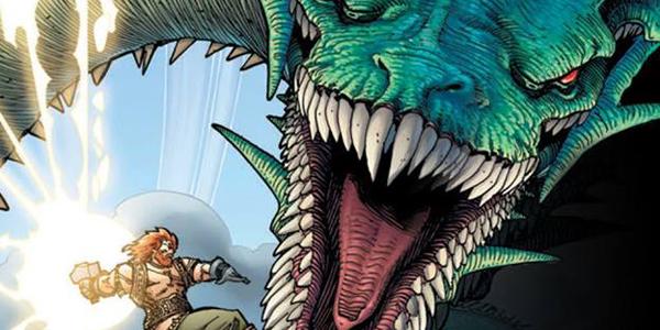Ragnarok di Walter Simonson